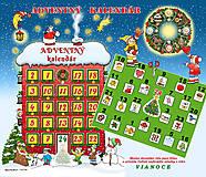 Hračky - PDF Adventný kalendár A3 - 12537910_