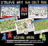 Hračky - PDF STOLOVÉ HRY A3 - 12538775_