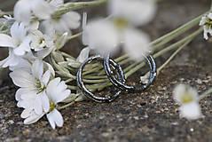 Prstene - Vetvičky strieborné tŕňové, snubný či len tak .. - 12542083_