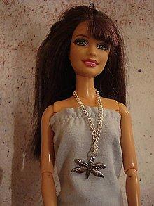 Hračky - Retiazka pre Barbie - vážka - 12540554_