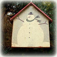 Dekorácie - Vianočná ozdoba - 12539707_