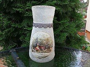 Dekorácie - váza - 12539175_