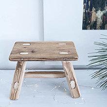 Nábytok - stolček S - 12545968_