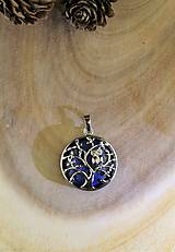 Komponenty - lapis lazuli strom života - komponent - 12547220_