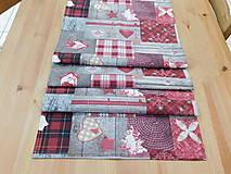 Úžitkový textil - Vianočná štola - 12542685_