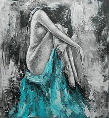 Obrazy - TYRKYSOVÁ CUDNOST - 12546337_