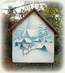 Dekorácie - Vianočná ozdoba - 12544922_