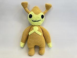 Hračky - Ralf - žltý :) - 12547133_