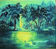 Obrazy - Tiene úsvitu - 12548735_