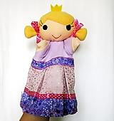Maňuška princezná - v čarohviezdičkovej sukničke