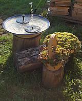 Nádoby - Nádoba na záhradnú fontánu - 12550068_