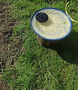 Nádoby - Nádoba na záhradnú fontánu - 12550072_