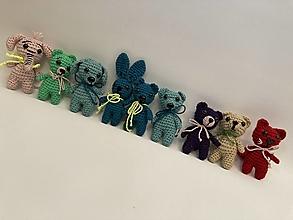 Hračky - zvieratká mix farieb - 12550484_