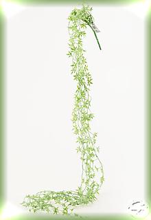 Iný materiál - umelá zeleň ťahavá 145cm - 12555032_