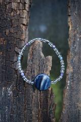 Náramky - Náramok s perleťovou plackou - 12557472_