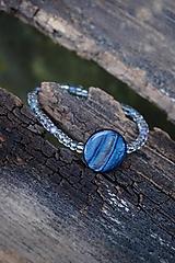 Náramky - Náramok s perleťovou plackou - 12557481_
