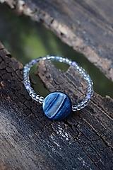 Náramky - Náramok s perleťovou plackou - 12557482_