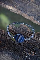 Náramky - Náramok s perleťovou plackou - 12557492_