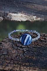 Náramky - Náramok s perleťovou plackou - 12557497_