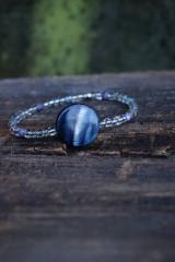 Náramky - Náramok s perleťovou plackou - 12557510_