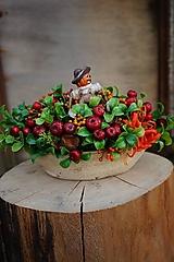 Dekorácie - Jesenná dekorácia - 12558193_