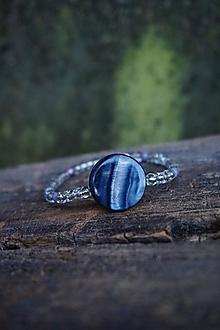 Náramky - Náramok s perleťovou plackou - 12557507_