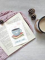 Papiernictvo - set vianočných pohľadníc - anglický text - 12553776_
