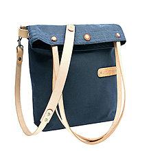 Veľké tašky - Dámská taška MARILYN BLUE 6 - 12557407_