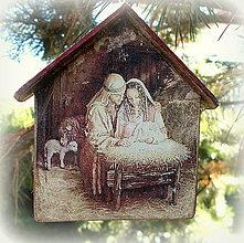 Dekorácie - Vianočná ozdoba - 12555799_