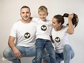Tričká - SET - Čimo Tričká pre celú rodinu - 12561229_