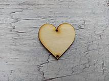 Polotovary - Srdce na kalendár RODINA - 12561663_