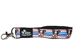 Kľúčenky - Kľúčenka Dinofashion Smart Dog - 12560683_
