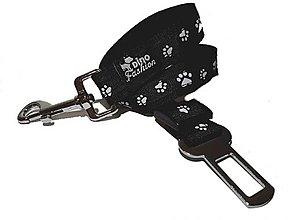 Pre zvieratká - Pás pre psa do auta White Paws - 12561014_