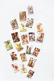 Papier - Set mini kariet - 12561642_