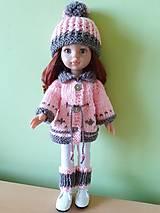 Hračky - Zimny komplet pre babiku Paola Reina - 12563621_