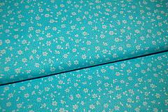 Textil - metráž kvietky - 12563225_