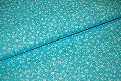 Textil - metráž kvietky - 12563229_