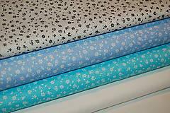 Textil - metráž kvietky - 12563231_