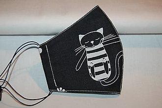 Rúška - mačička - 12564277_