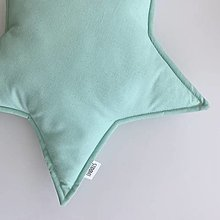 "Textil - Hviezda ""Turquoise"" - 12564165_"