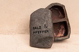 Nádoby - SALT&PEPPER - 12565625_