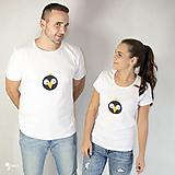 Tričká - Čimo - dámske a pánske tričko - 12564645_