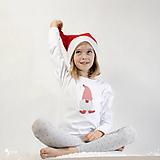 Detské oblečenie - tričko ŠKRIATOK SILVESTER  kr/dl rukáv - veľ. od 86 do 128 - 12565439_