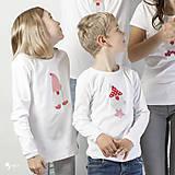 Detské oblečenie - tričko ŠKRIATOK VALENTÍN  kr/dl rukáv - veľ. od 86 do 128 - 12565567_