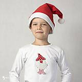 Detské oblečenie - tričko ŠKRIATOK VALENTÍN  kr/dl rukáv - veľ. od 86 do 128 - 12565592_