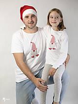 Oblečenie - Škriatok Silvester - pánske a detské tričko - 12565740_