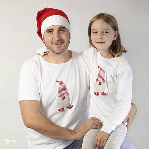 Škriatok Silvester - pánske a detské tričko