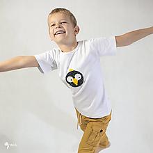 Detské oblečenie - tričko ČIMO 86 - 134 (dlhý aj krátky rukáv) - 12564804_