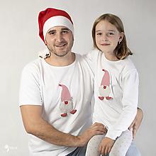 Oblečenie - Škriatok Silvester - pánske a detské tričko - 12565727_