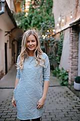 Šaty - Úpletové šaty magnetic WAWE - 12565403_